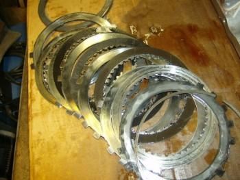3t40 transmission gear ratios