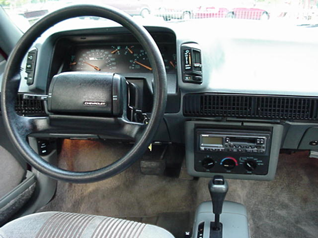 interior  alternate camaro
