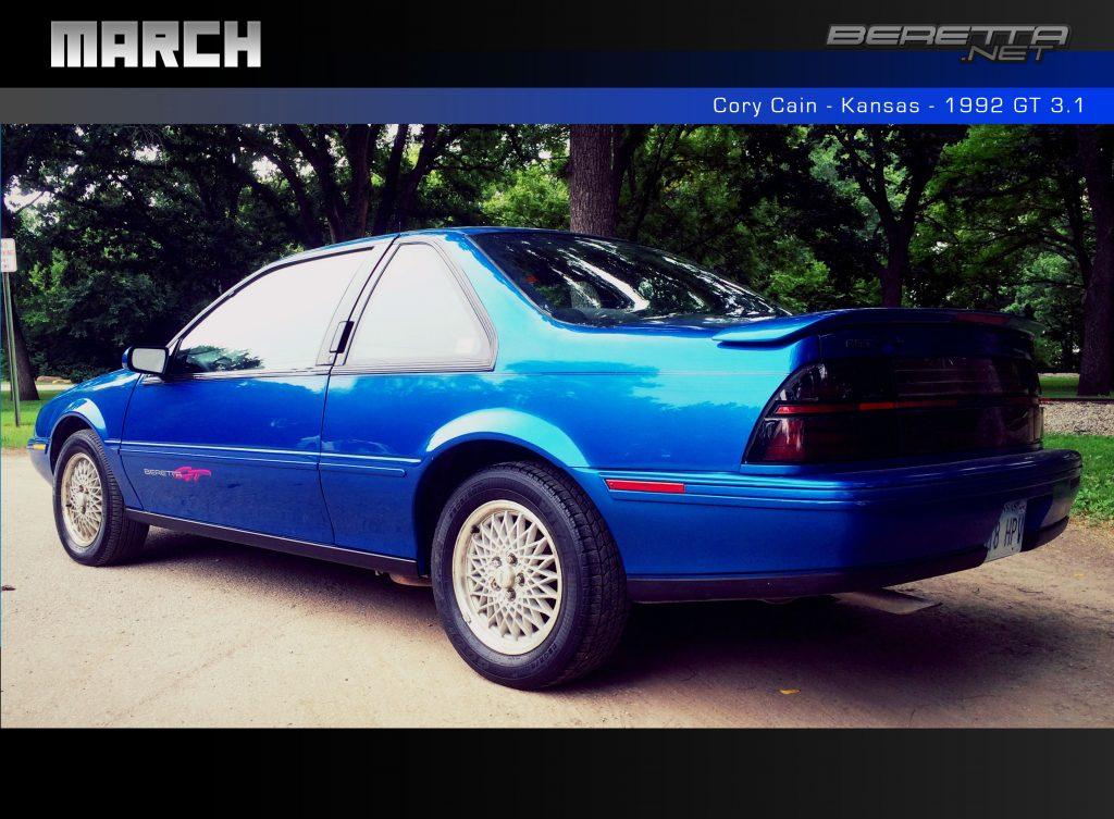 Cory's 1992 GT